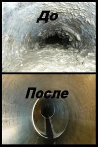 Гидродинамическая прочистка канализации возвращает трубам изначальное сечение